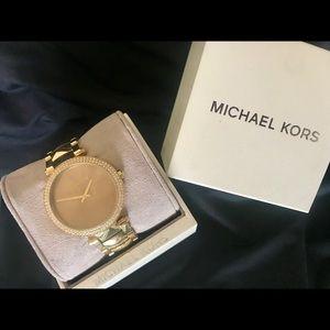 Never worn Micheal Kors Watch